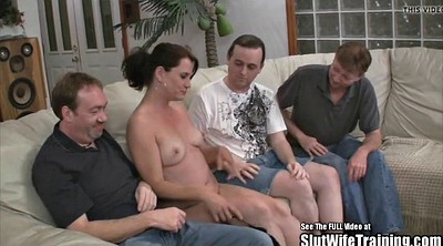 Wife gangbang, Party wife, Wife party