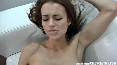 Anal casting, Casting couch, Czech anal, Czech anal casting