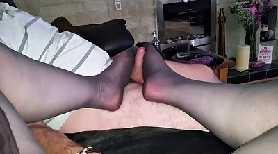 Nylon feet, Nylon foot, Nylons