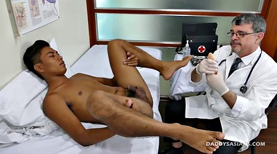 Doctors, Asian interracial, Young gay boys, Young gay boy, Gay doctor, Gay boy
