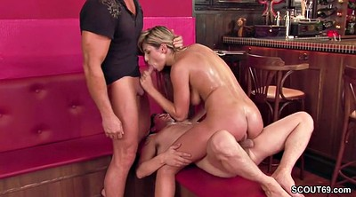 Casting anal, Anal casting, Casting threesome, Threesome casting