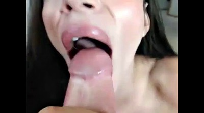 Full, Mouth cum, Mouth full