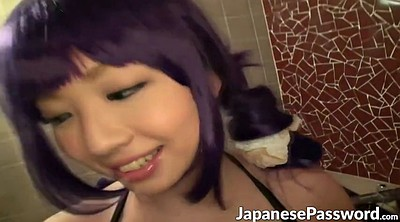 Japanese busty, Asian handjob, Fun