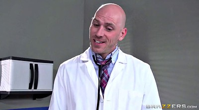 Doctor, Deep throat, Exam, Foot throat, Johnny sins, Depth