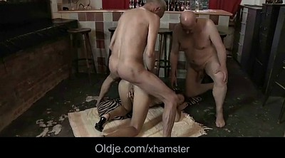 Granny anal, Cum shots, Old men, Old anal