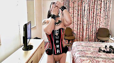 Sissy slave, Sissy bdsm, Latex bdsm, Gay slave, Dildo orgasm, Bdsm gay