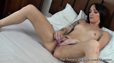 Tattoo, Contractions, Real orgasm