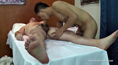 Daddy, Asian interracial, Mike, Gay dad, Asian young