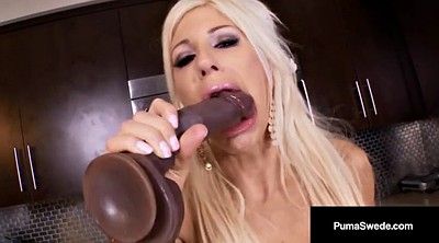 Puma swede, Dildo mature, Swedish, Kitchen mature