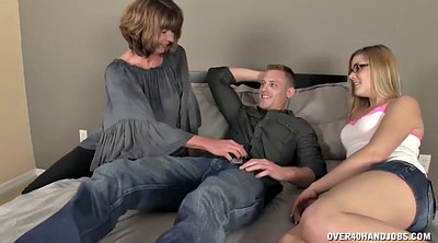 Mom suck, In front of