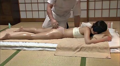 Japanese massage, Asian creampie
