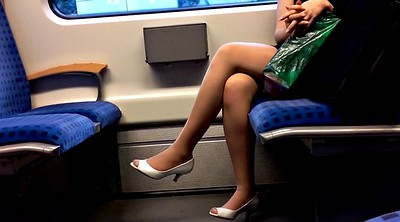 Train, Peep, Peeping, Nylon foot
