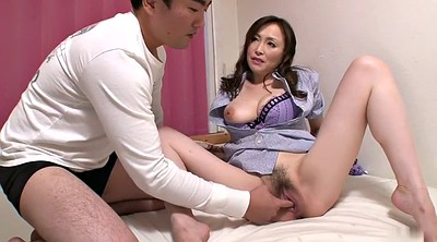 Japanese mom, Sex mom