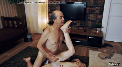 Romantic, Young and old, Swallow cum, Old cum, Cumming