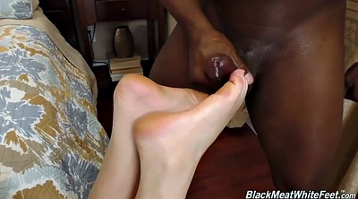 Butt, Pink, Fuck foot, Foot fuck, Chubby hairy, Big black