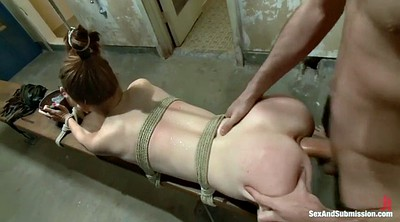 Spanked, Rough, Tied, Gagging