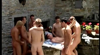 Boys, Anal party, Anal group, Tens, Anal ten
