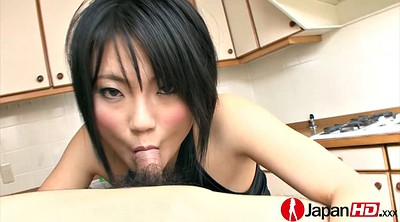 Japanese girl, Man