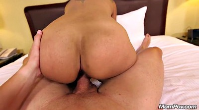 Granny anal, Huge, Huge boobs