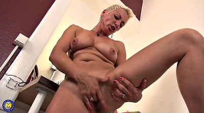German granny, Mandy mystery