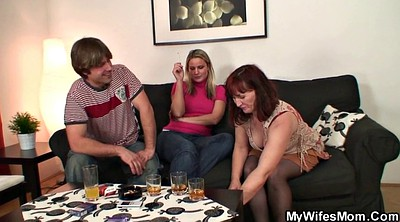 Taboo, Young, Watching, Taboo milf, Mother inlaw, Milf young