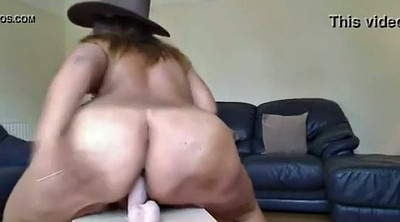 Mature solo, Granny solo, Dildo riding