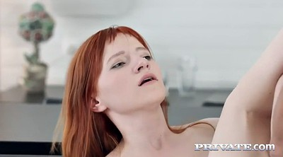 Pale, Ginger, Teen cum, Teen missionary