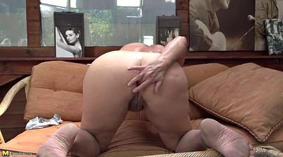 Mature anal, Real granny, Real amateur, Granny's
