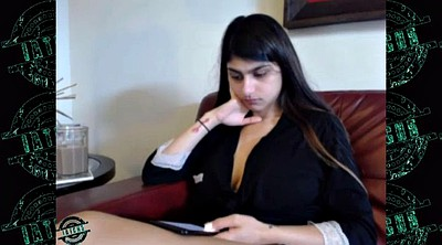 Massage, Arab, Mia khalifa, Indian massage