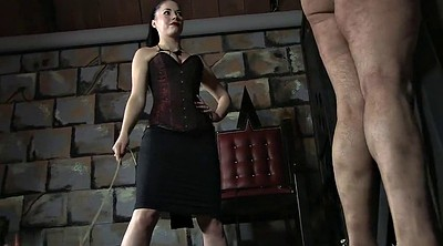 Mistress t, Caning, Spanks, Male, Male slave, Femdom spanking