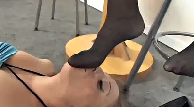 Lesbian foot, Nylon feet, Foot mistress, Foot worship