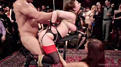 Swinger party, Spanking party, Anal orgy