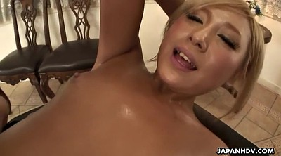 Asian, Japanese massage, Small dick