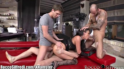 Double anal, Hungarian, Double penetration