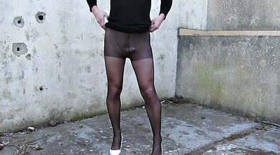 Gay pantyhose