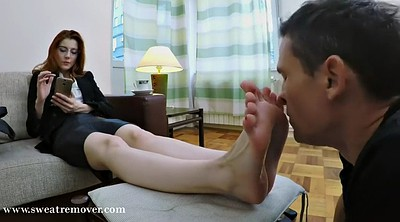 Feet worship, Shoe