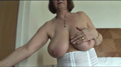 Lady, Hairy pussy, Huge boobs, English, Mature boobs, Granny boobs