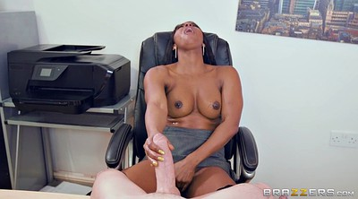Candid, Job interview, Jasmine webb, Ebony milf