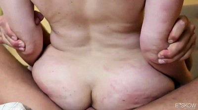 Hairy, Pussy spank, Brutal fucking