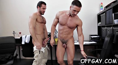 Gay office, Gay anal