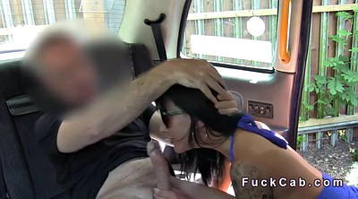 Taxi anal, Fuck in car, Fake taxi anal