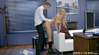 Bend over, Alix lynx, Blonde pantyhose, Balls deep