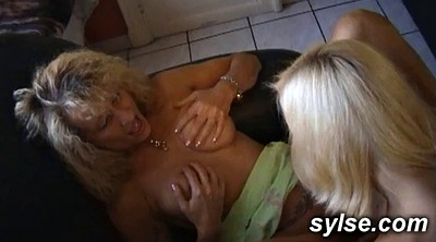 Sex, Old, Share, Mature and young lesbians