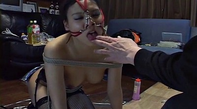 Subtitles, Asian bondage, Asian bdsm