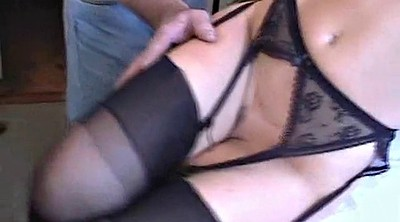 Birthday, Double penetrated, Gangbang cuckold
