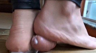 Footjob, Trample