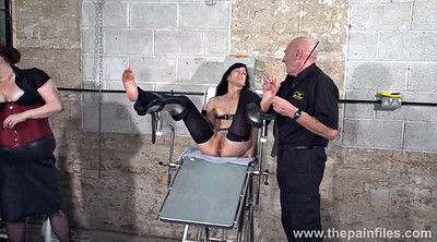 Spanking, Foot slave, Feet slave, Dungeon