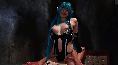 Japanese cosplay, Japanese tits