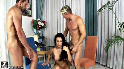Aletta ocean, Two, Aletta, Ocean, Happy, Make