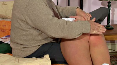 Spanking, Pain, Crying, Cry, Schoolgirl spanking, Caning